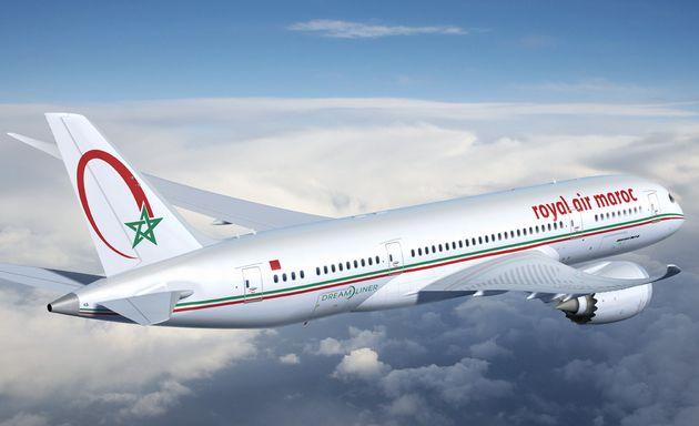 Royal Air Maroc Compagnie Du Maghreb Travelercar