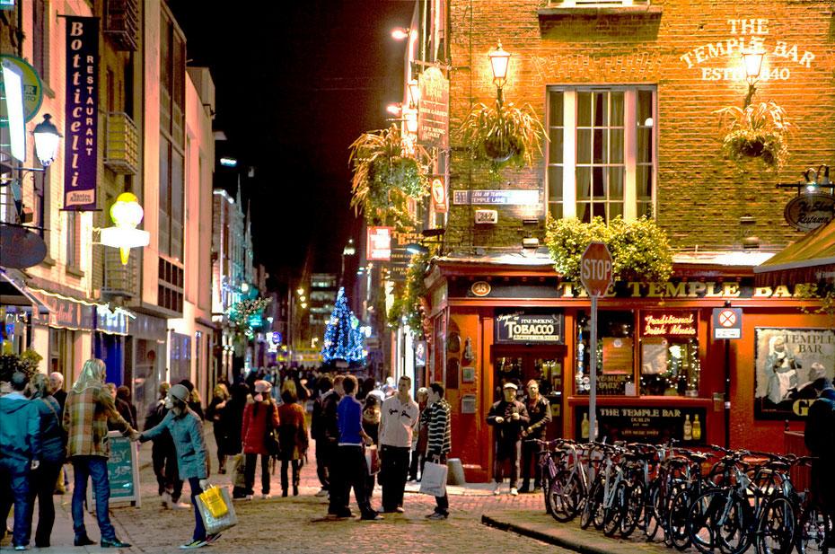 Fleet Street Restaurants Dublin