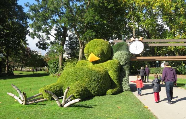 Awesome Le Jardin Des Plantes Nantes Histoire Gallery - Design ...