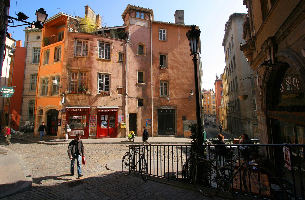 Vieux Lyon Restaurant Saint Jean