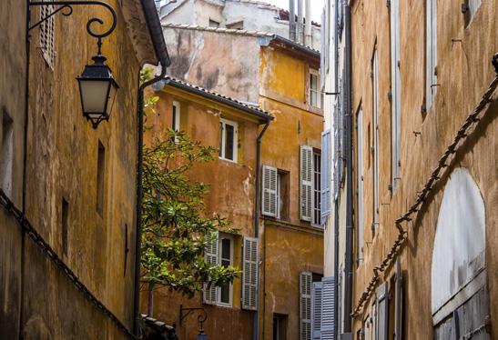 Car Parking In Aix En Provence