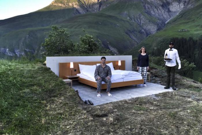 Un h tel sans toit ni mur travelercar - Reserver une chambre d hotel pour une apres midi ...
