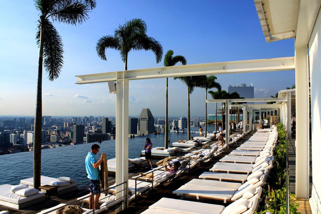 Les plus belles piscines du monde notre s lection for Piscine marinal